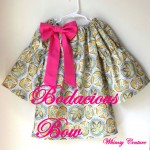 Free Tutorial – Bodacious Bow