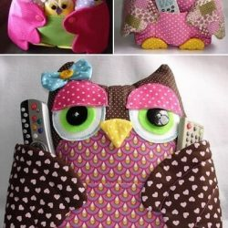 Free Owl Sewing Pattern