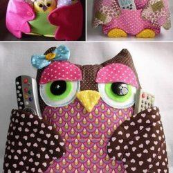 Free Owl Sewing Pattern