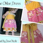 Free Chloe Dress Pattern By Dawn