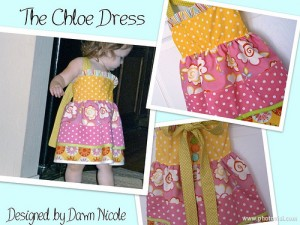 The Chloe Dress Main