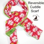 Free Scarf Sewing Pattern With Cuddle Fabric