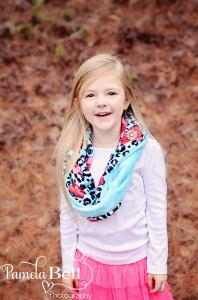 Free Cowl Scarf Sewing Pattern   Whimsy Couture