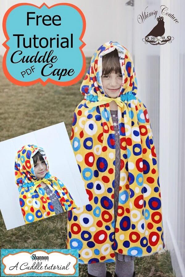 Free Cape Pattern