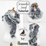 Free Tutorial – Scrunchie Scarfs