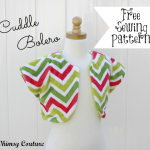 Guest Post – Free Cuddle Bolero Sewing Pattern