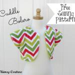 Guest Post – Free Cuddle Bolero Sewing Pattern