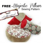 Free Pillows Sewing Pattern – Majestic Pillows