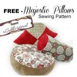 Free Pillows Sewing Pattern – Majestic Pillows