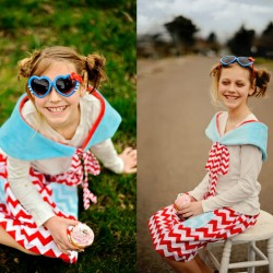 Free Capelet Pattern For Girls & Ladies