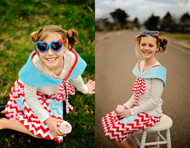 Free Capelet Pattern for Girls Whimsy Couture