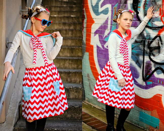Free Capelet Pattern for Girls And Ladies   Whimsy Couture
