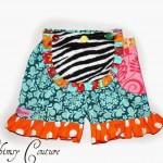 Free Ruffle Apron Sewing Pattern – Make It Detachable
