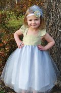 Almost Famous Tulle Dress Pattern for Girls. Whimsy Couture (3)