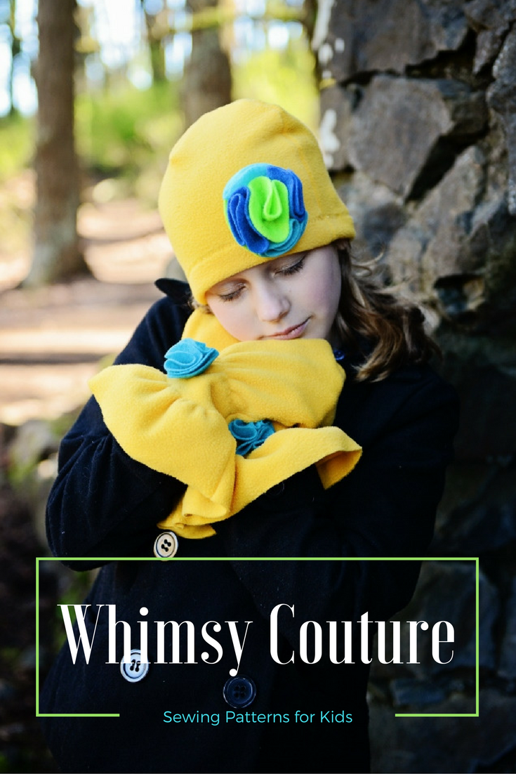 Children's Clothing Patterns by Whimsy Couture. Childrens clothing patterns boutique
