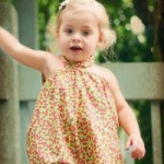 Free Tutorial – Convert A Shirred Bubble Romper To One With Regular Elastic