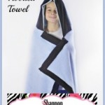 Free Tutorial – Cuddle Terry Hooded Towel
