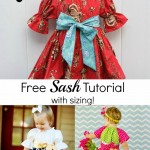 Free Sash Tutorial