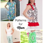 Sewing Patterns For Mom