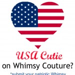Be Whimsy Couture's USA Cutie!