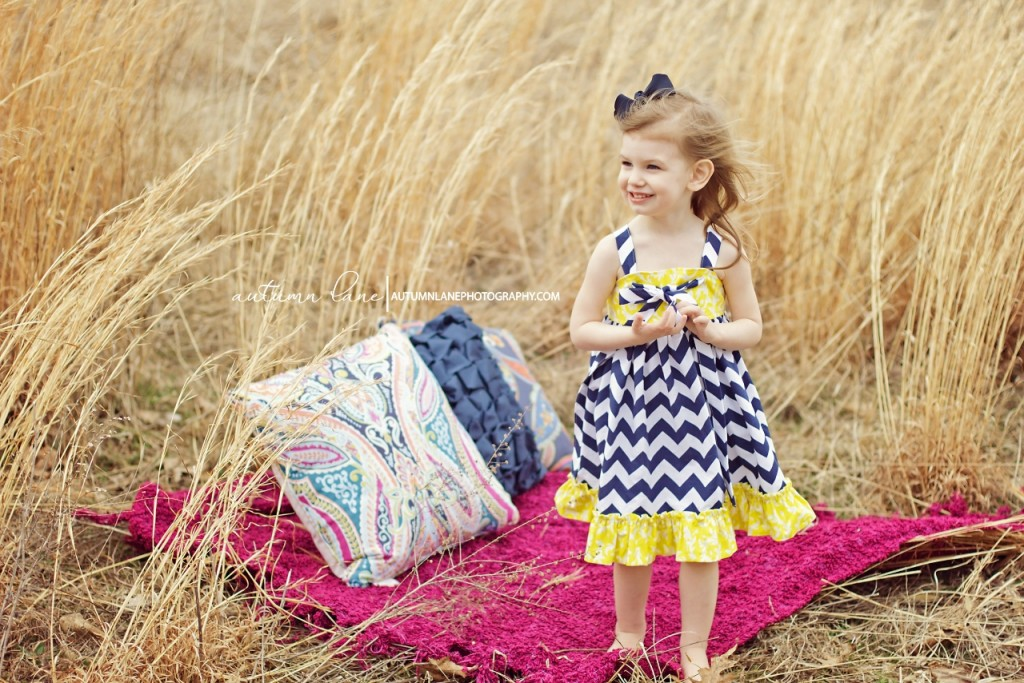 tie band knot dress sewing pattern 4t.jpg