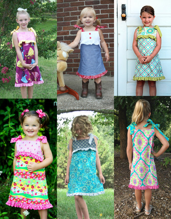 child's play dress sewing pattern