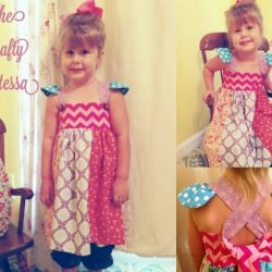 Whimsy Couture Vintage Pinafore Pattern Review