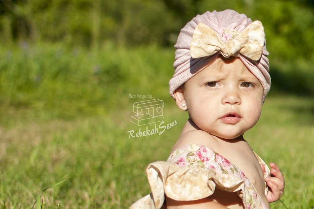630867ab8 Bow Turban Hat Pattern Review - Plus A Free Add On Tutorial - Whimsy ...