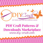 Free Sewing & Craft Patterns At DIY Crush