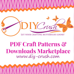 digital pattern marketplace | DIY Crush