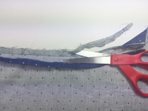 How To Make Binding To Hem Raw Edges   Whimsy Couture