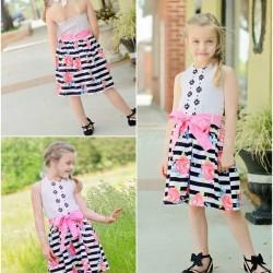 The Fiorella Halter Dress Pattern