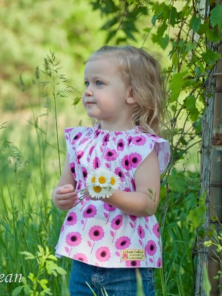 Girls Dress Sewing Patterns - Whimsy Couture