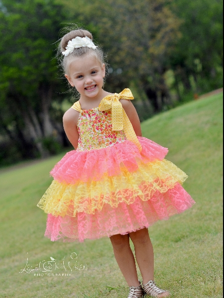 Girls Dress Sewing Patterns