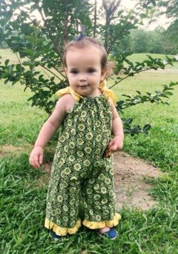 Pillowcase Romper Pattern by Whimsy Couture