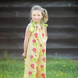 Pillowcase Romper Sewing Pattern Whimsy Couture (600x800)