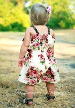 Retro romper pattern by Whimsy Couture (1)