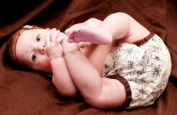 Diaper cover sewing pattern by Whimsy Couture