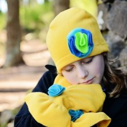fleece mittens sewing pattern