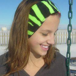 headband ear warmer sewing pattern