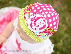 knit hat sewing pattern