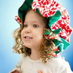 sun hat sewing pattern