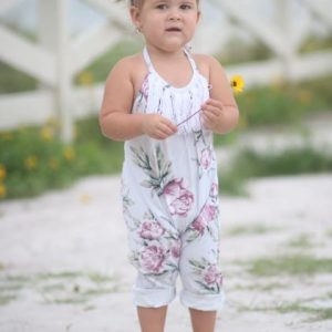 Girls Romper Sewing Patterns