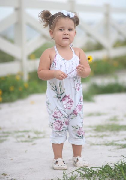 Boho Knit Romper Pattern by Whimsy Couture